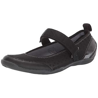 Teva Women's Shoes Northwater Gore strap Fabric Closed Toe SlingBack Ballet Flats