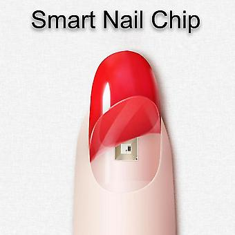 Smart nail chip n3 smart nail chip soft skin-friendly flexible smart nail sticker built in chip smart devices smart accessories fa1634