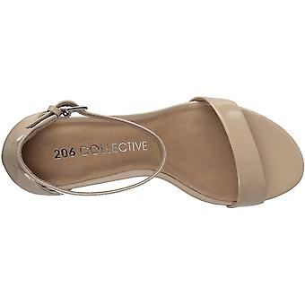 206 Collective Women's Anamarie Stiletto Heel Dress Sandal-High Heeled