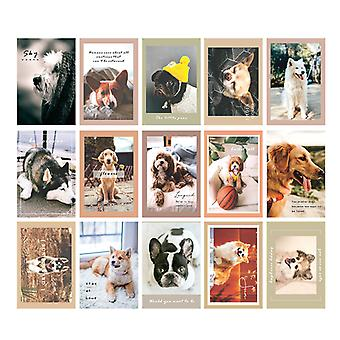 Leuyuan 15 Pcs Ins Aesthetic Pictures Wall Collage Kit
