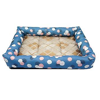 Waterproof dog beds for house cool pet mat
