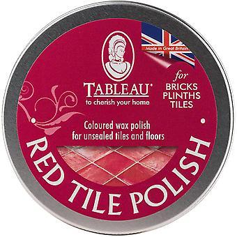 Tableau Red Tile Polonais 250ml