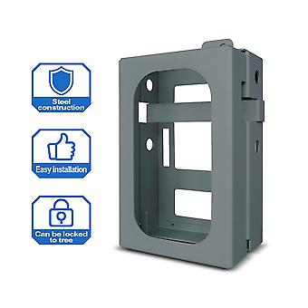 Bolyguard metal box safety anti-theft steel protective case for hunting trail game wild cameras for most of boly cameras