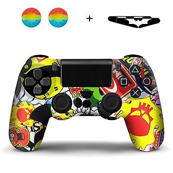 Controller Cover Silicone Skin Protector Aniti-slip For Ps4