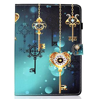 Case For Ipad Pro 12.9 2021 Cover With Auto Sleep/wake Pattern Magnetic - Bell