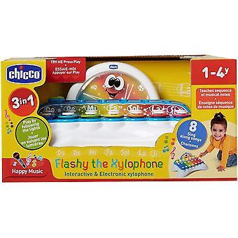 Chicco Flashy De Xylofoon