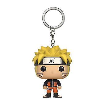 Naruto Figures Uzumaki Naruto Keychain Key Ring Pendant