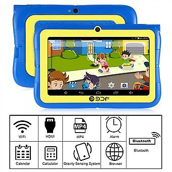 7 Inch Screen Arm Quad Core 1.3ghz For Android Wifi Mini Kids Tablet Pc