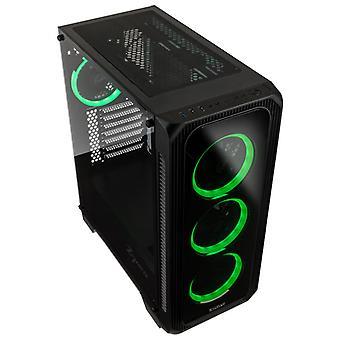 Zalman Z7 Neo Midi-Tower Case - Svart