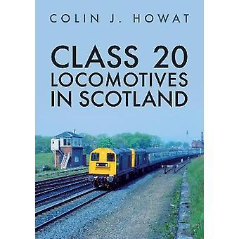 Class 20 Locomotives in Scotland