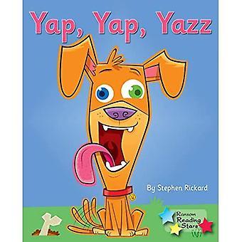 Yap, Yap, Yazz: Phonics Phase 3 (Reading Stars Phonics)