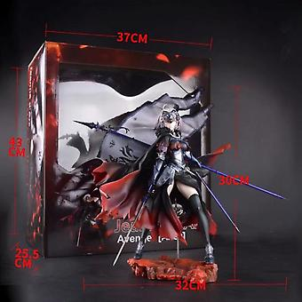Hywell Fate/stay Night Alter Fate Avengers Joan Of Arc Blackened Joan Of Arc 1/7 Boxed Figure