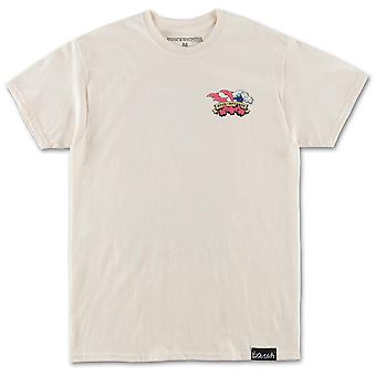 Pink Dolphin Lighter Vigil T-Shirt Off White