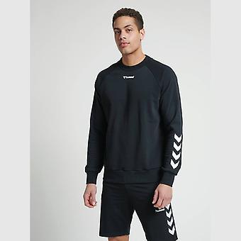 Hummel sam sweatshirt - svart