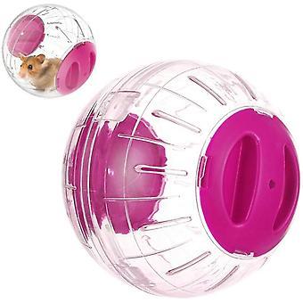 Kleine dierlijke oefening bal hamster bal gezonde veilige oefening bal voor kleine dier lopende bal tying speelgoed voor het lopen