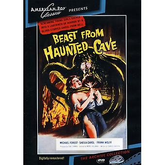 Tier von Haunted Cave (1959) [DVD] USA importieren