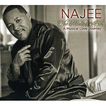 Najee - importación de USA por la mañana después de [CD]