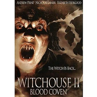 Witchouse: Blood Coven [DVD] USA import