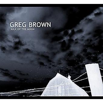 Greg Brown - Milk of the Moon [CD] USA import