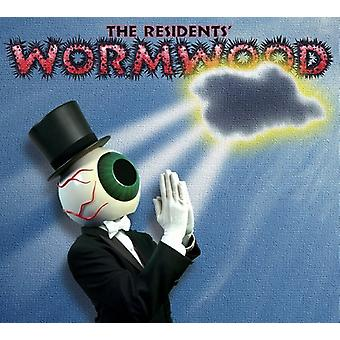 Residents - Residents-Wormwood [CD] USA import
