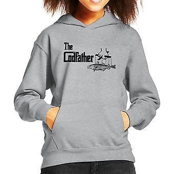 Camiseta el padrino Codfather estilo niño de encapuchados