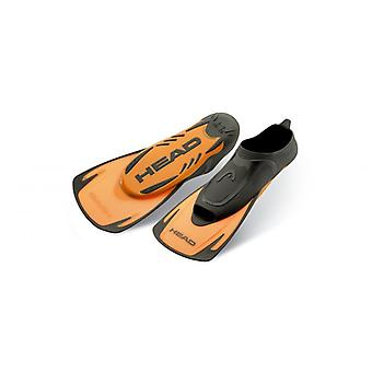 Head Swim Fin Energy - Korte Blade Fins met Koord Bag