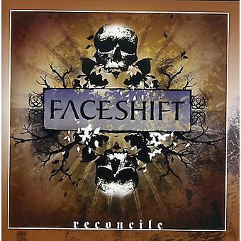 Faceshift - Reconcile [CD] USA import