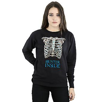 Supernatural Women's Hunter Inside Sweatshirt