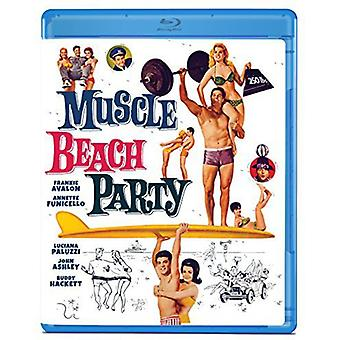 Muscle Beach Party [BLU-RAY] USA import