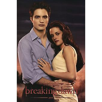 Twilight 4 - Breaking Dawn affiche Poster Print