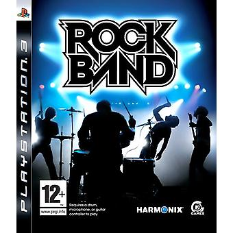Rock Band - Game Only (PS3) - Neu