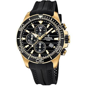 Festina mens watch chronograph F20368-1