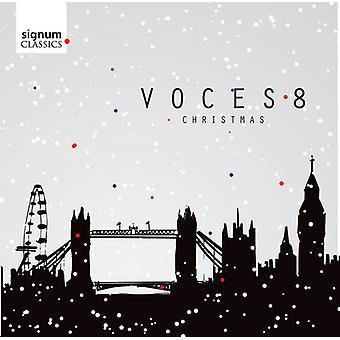 Voces8 - Christmas [CD] USA import