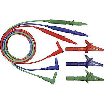 كليف CIH29917 سلامة اختبار الرصاص و [4 ملم المكونات - اختبار التحقيق] 1.50 م الأزرق والأخضر والأحمر