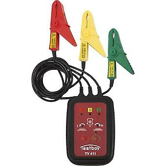 Testboy TV 411 roterende EMF indicator CAT III 600 V LED