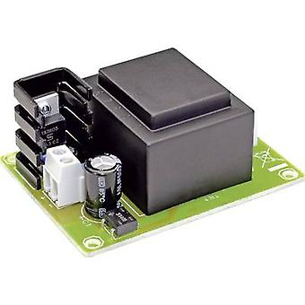 Conrad Components PSU card Component Input voltage (range): 230 V AC (max.) Output voltage (range): 9 V DC (max.)