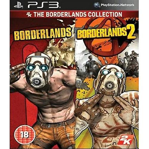 Borderlands 1 and 2 Collection PS3 Game