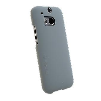 WirelessOne Encase Case for HTC One M8 (Grey)