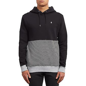 Volcom Threezy Pullover Hoody i svart
