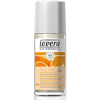 Lavera Kroppen SPA Oransje Følelse Frisk Deodorant Spray, 50ml