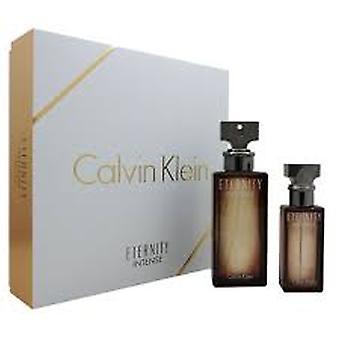 Calvin Klein evigheden intens gave sæt 100ml EDP + 30ml EDP