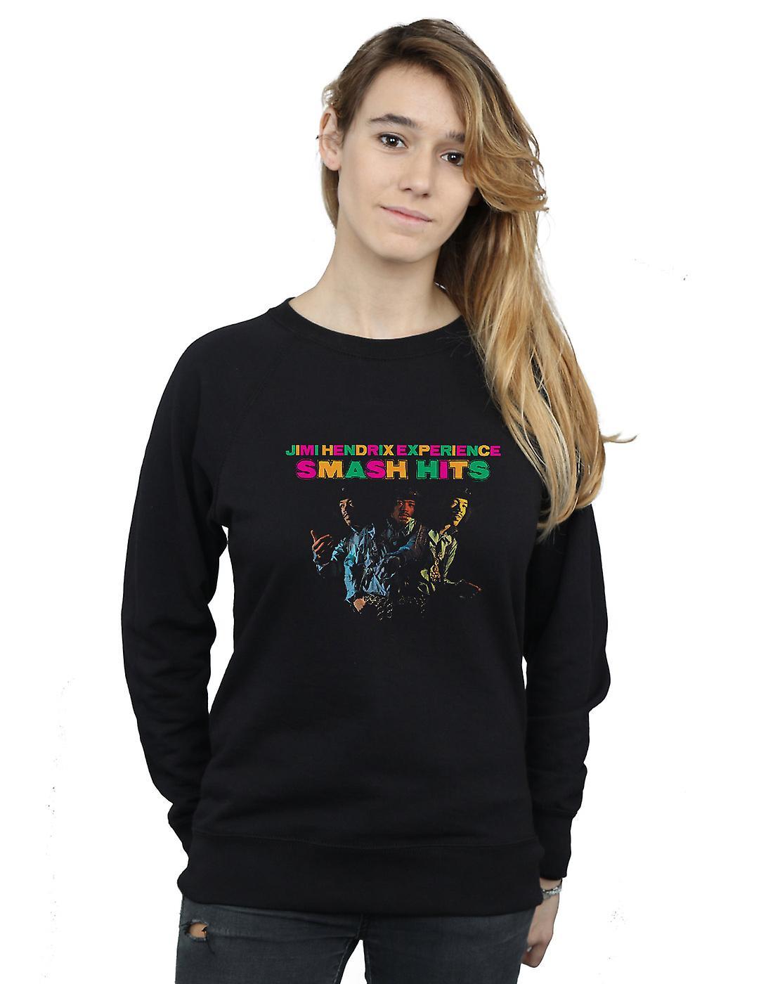 Jimi Hendrix Women's Smash Hits Sweatshirt