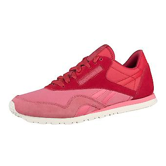 Reebok CL Nylon Slim Candy Girl AQ9861 universal all year women shoes