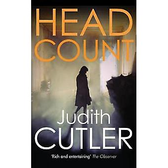Head Count by Judith Cutler - 9780749020903 Book