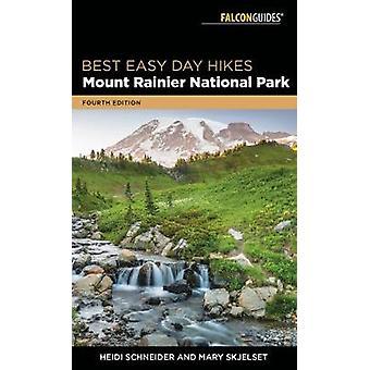 Bäst lätt dagsvandringar Mount Rainier nationalpark av Heidi Schneider-