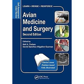 Avian Medicine and Surgery - Self-Assessment Color Review - Second Edi