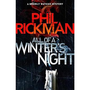 All of a Winter's Night by Phil Rickman - 9781782396987 Book