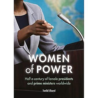 Kvinnor i kraft: ett halvt sekel av kvinnliga presidenter och premiärministrar i hela världen