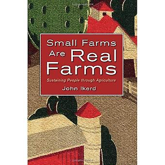 Small Farms are Real Farms