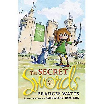 Het geheim van de zwaarden (zwaard meisje)